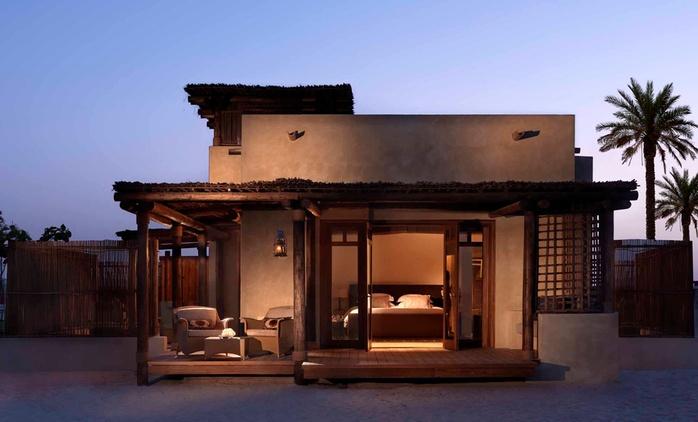 Sir Bani Yas: 1 or 2 Nights for Two with Breakfast, Half Board or Full Board at 5* Anantara Al Yamm Villa Resort