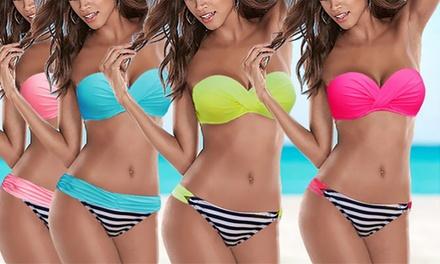 Bikini effetto push-up Valeria