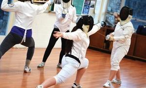 Sebastiani Fencing Academy: Two Weeks of Fencing Classes at Sebastiani Fencing Academy of Princeton (45% Off)