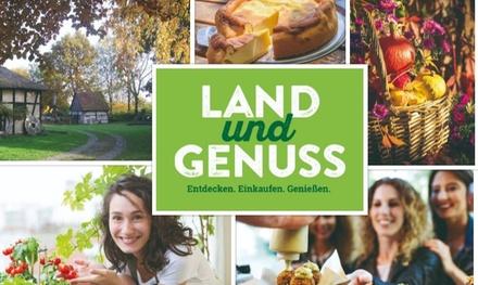 """Tages  oder Familien Messe Ticket """"Land & Genuss"""" am 12./13.10. im Mühlenhof Freilichtmuseum (bis zu 48% sparen)"""