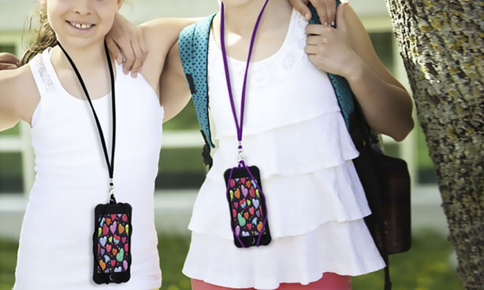new style 56aaf 14479 Up To 60% Off on Gear Beast Smartphone Lanyard | Groupon Goods