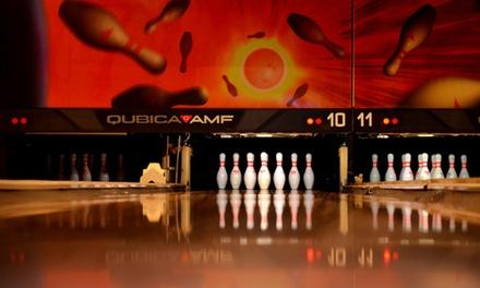2 parties de bowling pour 2 à 12 personnes avec Yeti Eeklo