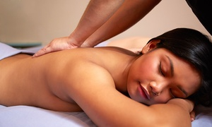 Kaoni Therapies: Masaje relajante o Abhyanga-Yoga o ritual de cuerpo entero a elegir desde 19,95 € en Kaoni Therapies