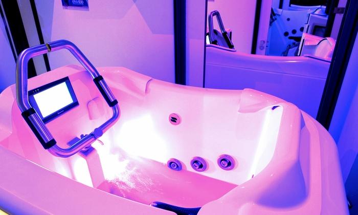 Alexie's Dream - Paris: 1 ou 10 séances d'aquabike en cabine individuelle prestige dès 16,90 € au centre Alexie's Dream