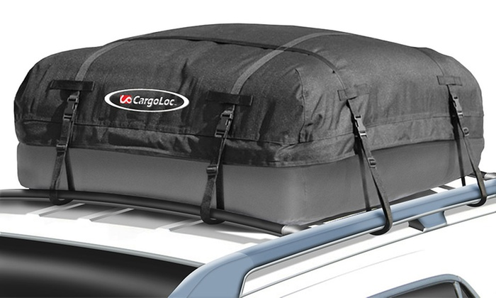 CargoLoc Heavy Duty Roof Top Cargo Bags Rooftop