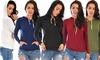 Lyss Loo Women's Drawstring Hoodie: Lyss Loo Women's Drawstring Hoodie