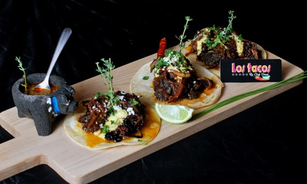 Mexican Food at Guacamole By Chef Omar (Up to 35% Off). Two Options Available.