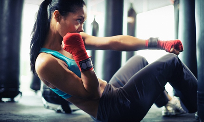 Renewal Body Bootcamp - Multiple Locations: Fitness Packages at Renewal Body Bootcamp (Up to 84% Off). Four Options Available.