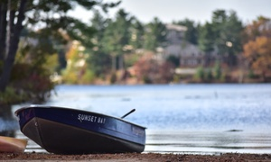 Lakeside Resort in the Wisconsin Dells at Baker's Sunset Bay Resort, plus 6.0% Cash Back from Ebates.