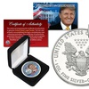 Donald Trump 2016 American Eagle Silver Coin