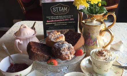 Steam Vintage Tea Room