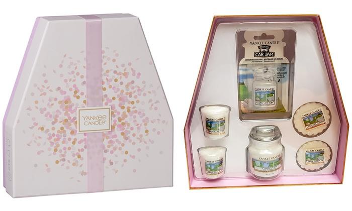 Yankee Candle Fragrance Gift Set