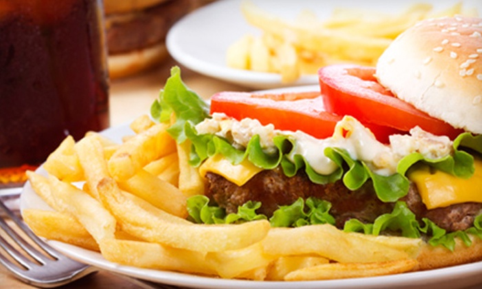 Mad Matty's Bar & Grill - Canyon Gate: $13 for $24 Worth of Eclectic Bar Food at Mad Matty's Bar & Grill