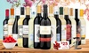 Up to 75% Off 15 Bottles of Premium International Wine
