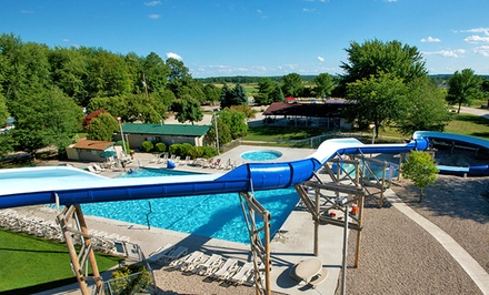 2- or 3-Night Stay for Up to Four in a Rustic Cabin at Fremont Jellystone Park in Fremont, WI. Combine Up to 6 Nights.