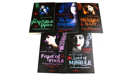 5 The Morganville Vampires Books