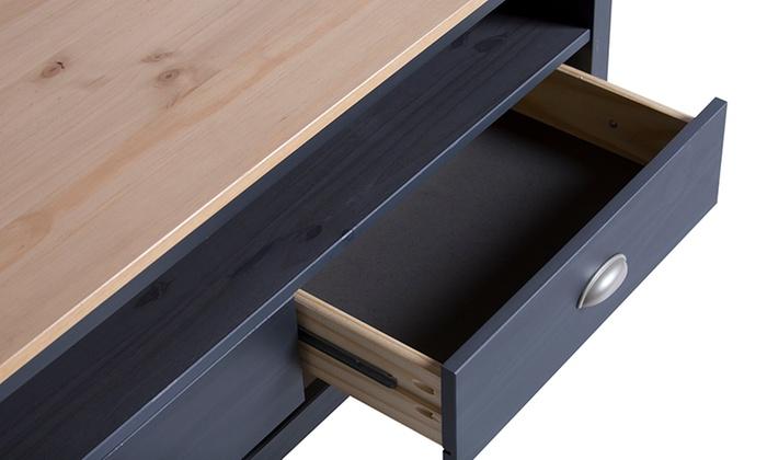 table basse ou meuble tv groupon. Black Bedroom Furniture Sets. Home Design Ideas