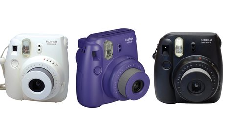 Fujifilm Instax Mini 8 Instant Film Camera