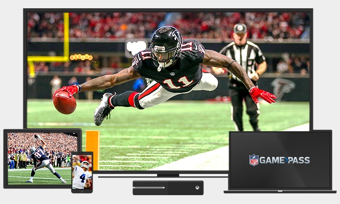 NFL Game Pass: Two Free Weeks of NFL Game Pass
