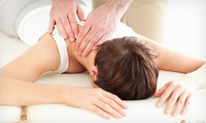 Petracco Chiropractic Center - Multiple Locations: $29 for Massage and Optional Exam and Adjustment at Petracco Chiropractic Center (Up to $383 Value)