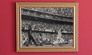 Hobrecht Sports Art: Sports Artwork by Dave Hobrecht at Hobrecht Sports Art (Up to 50% Off). Two Options Available.