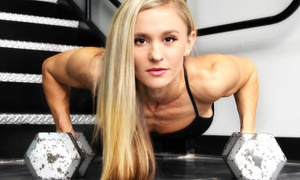 Lit Fitness: One-Month Membership with a Personal-Training Session at Lit Fitness (65% Off)