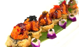 Wild Ginger Asian Fusion: $15 for  $30 Worth of Dinner Cuisine at Wild Ginger Asian Fusion