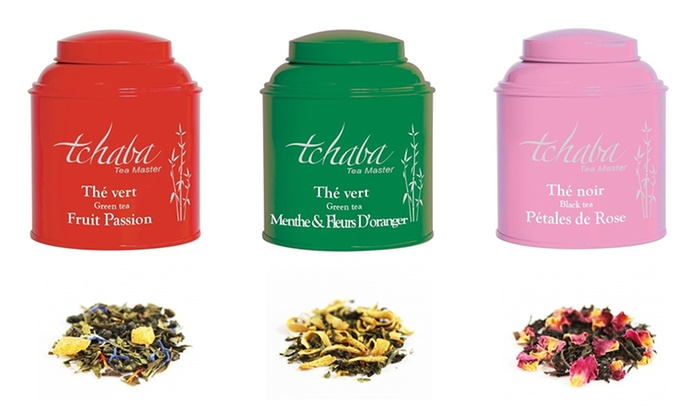 Tea Masters Boite de rangement Menthe poivr/ée