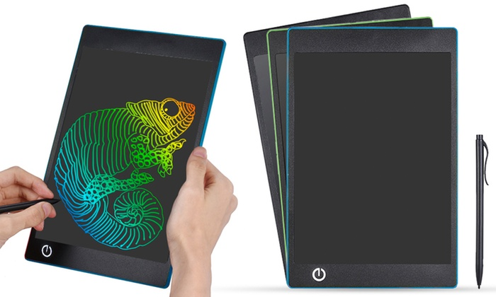 LCD Digital 10-Inch Drawing Tablet