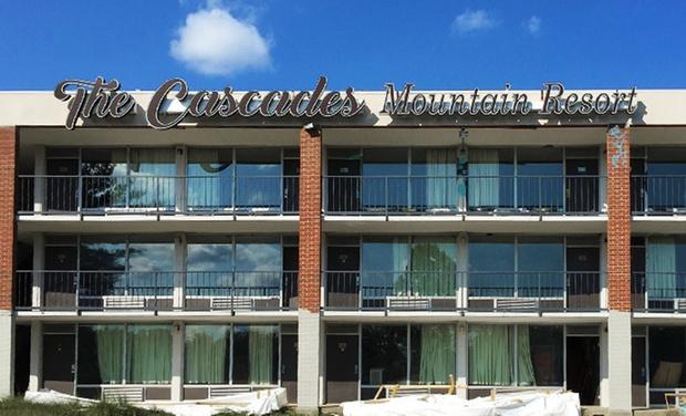 Carolina Rent A Car >> The Cascades Mountain Resort | Groupon