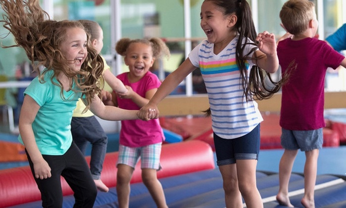 60 Off Four Weeks Of Kids Cles At The Little Gym Edina