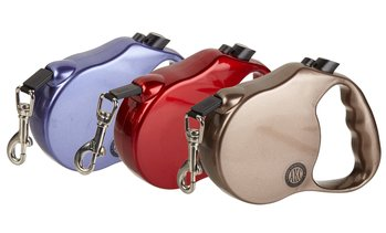 AKC Double Locking Retractable Leash