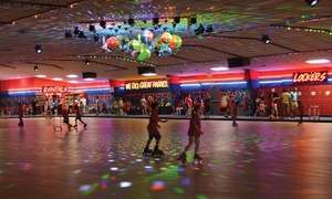 Up to 62% Off Roller Skating Package at Interskate Roller Rink