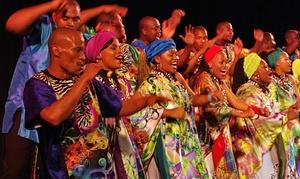 Reel Events: Ticket für Soweto Gospel Choir am 30.12.2016 um 20 Uhr in der König-Pilsener-Arena in Oberhausen (bis zu 50% sparen)