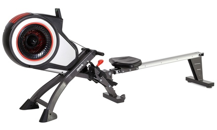 SportPlus Turbine Rowing Machine With Free Delivery