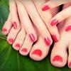 52% Off Manicure and Spa Pedicure