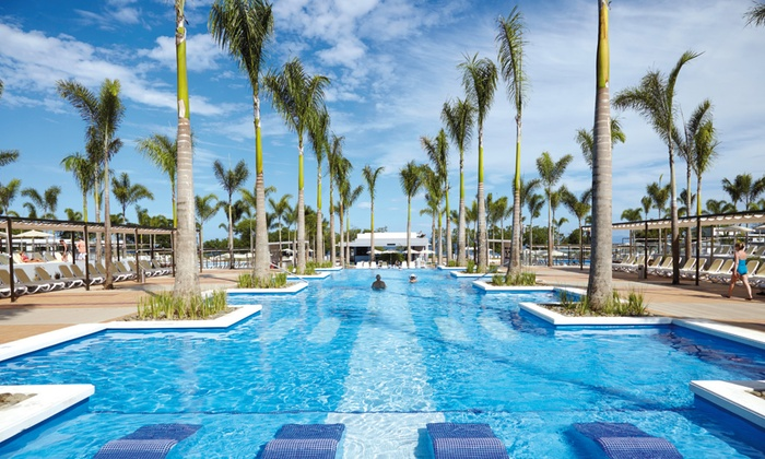 All Inclusive Riu Palace Costa Rica Trip W Air From Vacation Express