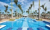 4-Night All-Inclusive Riu Palace Costa Rica Trip with Air from Vacation Express - Sardinal de Carrillo, Costa Rica: ✈ 4-Night All-Inclusive Riu Palace Costa Rica Trip with Air. Price per Person Based on Double Occupancy.