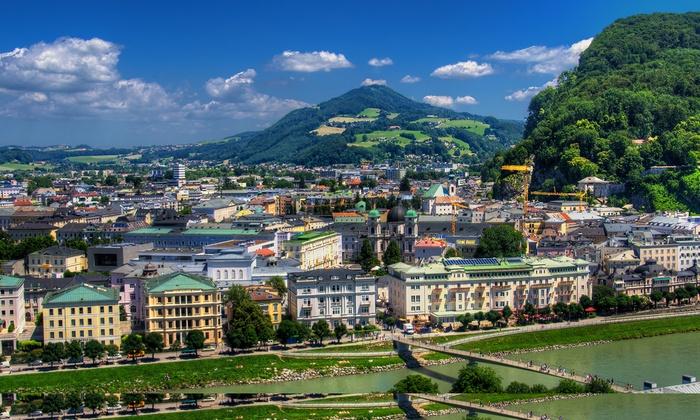 אופיר טורס: מאורגן באוסטריה: טיול בן 7 ימים מלאים על בסיס חצי פנסיון, כולל טיסות, מלונות, מדריך וסיורים, רק מ-$799 לאדם!
