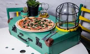 Vegan Port: Dowolna pizza wegańska 32 cm od 15,99 zł w Vegan Port w Gdańsku (do -48%)