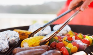 The Cookery Cottage: BBQ Themed Cooking Class with BYO Beer or Wine at The Cookery Cottage