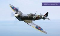 The Battle of Britain Air Show: Child, Adult, Family and VIP Entry, 8 - 9 July, Headcorn Aerodrome (Up to 54% Off)