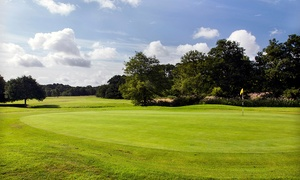Ferndown Forest Golf Club: 18 Holes of Golf Plus 55 Range Balls For Two or Four at Ferndown Forest Golf Club (Up to 53% Off)