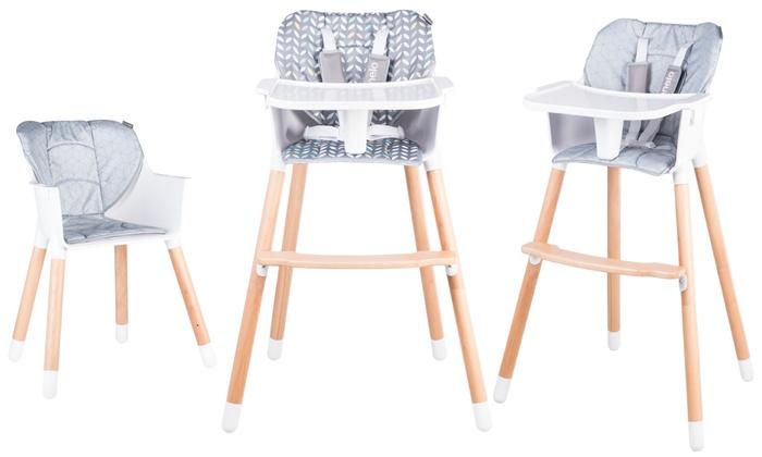 Lionelo Koen Kids' Two-In-One Highchair (£61.98)