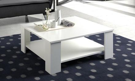 Salon De Blanc Table Chêne 69 En Haut Ou À 90 Mélamine Gamme uFlcT3K1J