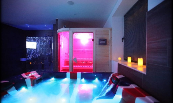 Spa privatif pour 2 personnes ospao groupon for Salon uv lyon