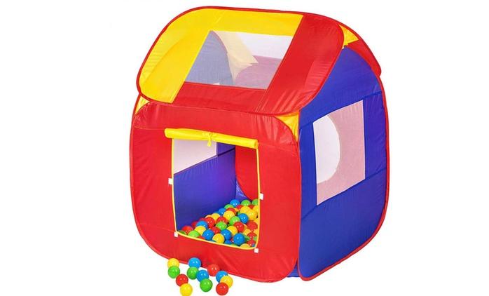 Tenda a casetta per bambini con 200 palline a 22,98 € (34% di sconto)