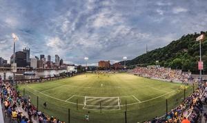 Pittsburgh Riverhounds: Pittsburgh Riverhounds Professional Soccer Game (September 14 or 24)