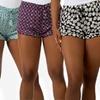 Sociology Women's Ruffled Sleep Shorts (4-Pack) (Size M)