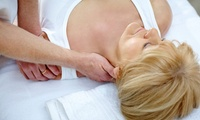 One-Hour Sports Massage, Osteopathy or Acupuncture Session at The Hares Clinic (66% Off)